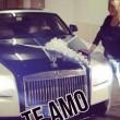 Una Rolls-Royce per Wanda Nara: ultima follia di Mauro Icardi (FOTO)