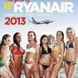 Ryanair, stop calendari sexy con hostess in bikini. O'Leary cede a critiche FOTO