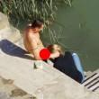 Roma: sesso orale e in pieno giorno a Castel Sant'Angelo FOTO