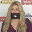 Shakira lancia linea di giocattoli