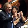 M5S, barricate in Senato e monetine sul governo. Voto a rischio slittamento08