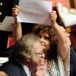 M5S, barricate in Senato e monetine sul governo. Voto a rischio slittamento11