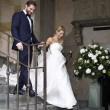 Michelle Hunziker e Tomaso Trussardi sposi 13