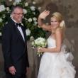 Michelle Hunziker e Tomaso Trussardi sposi 14