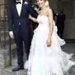 Michelle Hunziker e Tomaso Trussardi sposi 08