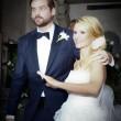 Michelle Hunziker e Tomaso Trussardi sposi 09