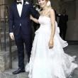 Michelle Hunziker e Tomaso Trussardi sposi 10