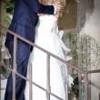 Michelle Hunziker e Tomaso Trussardi sposi 12