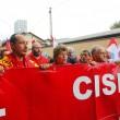 Terni in piazza contro la Thyssen. Fischi a Camusso-Angeletti05