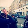Operai Ast di Terni, scontri a Roma06