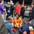 Operai Ast di Terni, scontri a Roma05