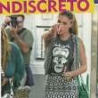 Belen Rodriguez infuriata con i paparazzi 1