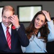 Kate Middleton incita al quarto mese, in Galles con William: il pancino cresce FOTO09