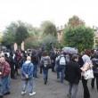 Bologna, Salvini al campo nomadi: tensioni tra leghisti e antagonisti FOTO 4
