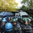 Bologna, Salvini al campo nomadi: tensioni tra leghisti e antagonisti FOTO 6