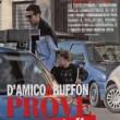Gigi Buffon e Ilaria D'Amico, la prima uscita ufficiale 03