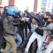 """Renzi a Brescia: """"Disegno per spaccare Italia"""". Fiom in piazza e scontri01"""