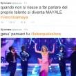 """Veronica Maya, incidente hot """"Tale e quale show"""". Su Twitter: """"Il porno arriva su Rai 1"""" FOTO-VIDEO 2"""