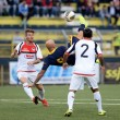 Juve Stabia-Foggia 2-2: le FOTO. Gol e highlights su Sportube.tv, ecco come vederli