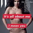 Kim Kardashian, la copertina del 2011