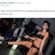 Sexy burlesque horror ad Halloween per la ex gieffina Claudia Letizia FOTO01