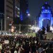 Città del Messico, scontri davanti parlamento per 43 studenti scomparsi05