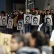 Città del Messico, scontri davanti parlamento per 43 studenti scomparsi04