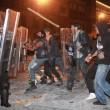 Città del Messico, scontri davanti parlamento per 43 studenti scomparsi013