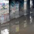 Maltempo. Bomba d'acqua su Roma Sud: grandine sul litorale, Colosseo allagato10
