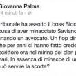 """Giovanna Palma (Pd) critica con Saviano: """"Serve la scorta?"""". Poi smentisce 01"""