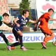 Pistoiese-Prato 2-1: le FOTO. Highlights su Sportube.tv, ecco come vederli