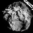 Rosetta, trovato ghiaccio d'acqua su superficie cometa 2