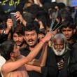 Ashura, il rito degli sciiti musulmani: uomini frustati e tagliati con catene e coltelli19