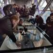 Londra: Tower Bridge, nuovo pavimento di vetro06