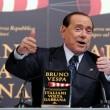 Berlusconi incorona Salvini leader tutte le facce dell'ex premier06