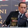 Berlusconi incorona Salvini leader tutte le facce dell'ex premier08