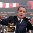 Berlusconi incorona Salvini leader tutte le facce dell'ex premier09