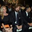 Gigi Buffon e Ilaria D'Amico, Pirlo e Baldini: debutto coppie juventine6