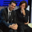 Gigi Buffon e Ilaria D'Amico, Pirlo e Baldini: debutto coppie juventine9