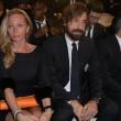 Gigi Buffon e Ilaria D'Amico, Pirlo e Baldini: debutto coppie juventine07