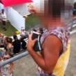 Sydney, spettatore fatto prova a scattare foto con carta di credito05