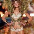 Victoria's Secret Fashion Show: 47 modelle in ali dorate, piume e total black023