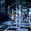 Victoria's Secret Fashion Show: 47 modelle in ali dorate, piume e total black04