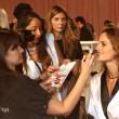 Victoria's Secret, foto backstage prima dello show 01