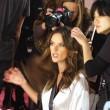 Victoria's Secret, foto backstage prima dello show 04