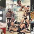 Napoli, calendario Natale: giocatori in mutande FOTO