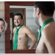Matteo Salvini a petto nudo su Oggi: foto all'asta per beneficenza su eBay 02