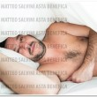 Matteo Salvini a petto nudo su Oggi: foto all'asta per beneficenza su eBay 01