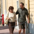 I genitori di Chiara Poggi nel 2007 (LaPresse)