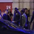 Mario Balotelli esce da locale notturno a Manchester11